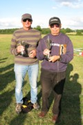 Alan and Derek 2016 Kent Cup